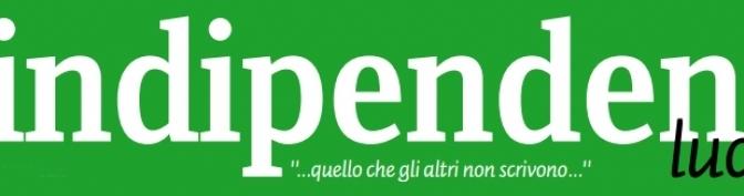 Articoli pubblicati sul settimanale L'indipendente Lucano